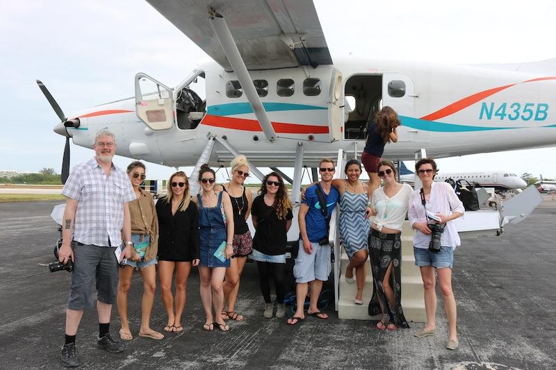 European bloggers press trip to the Florida Keys