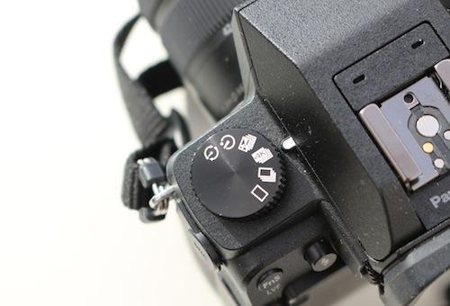 Lumix G7 4k photo function