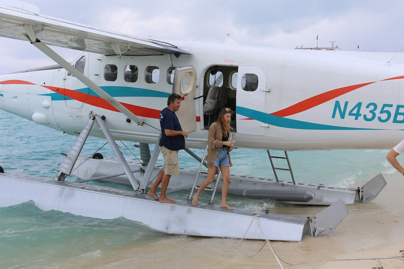 Seaplane to the Dry Tortuga
