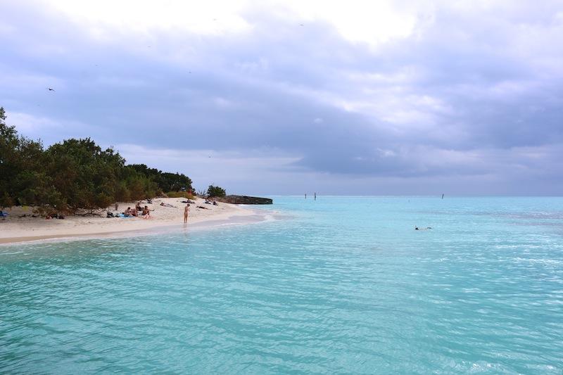 The Dry Tortugas, the Florida Keys