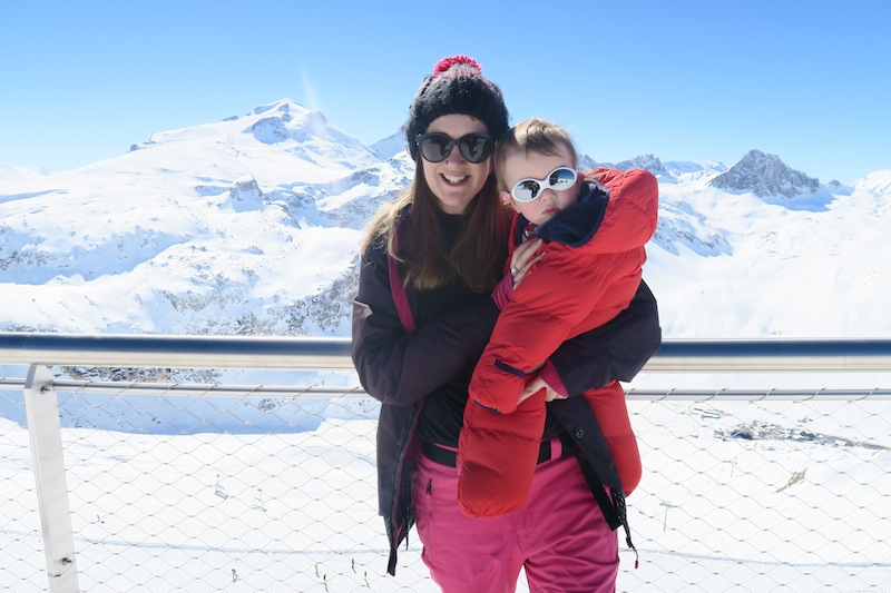 The Travel Hack and The Tiny Travel Hack in Tignes