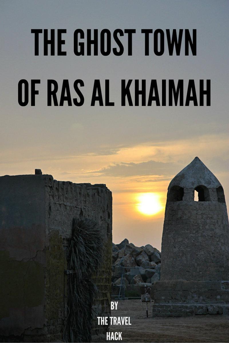 Al Jazirat Al Hamra: The Ghost Town of Ras Al Khaimah
