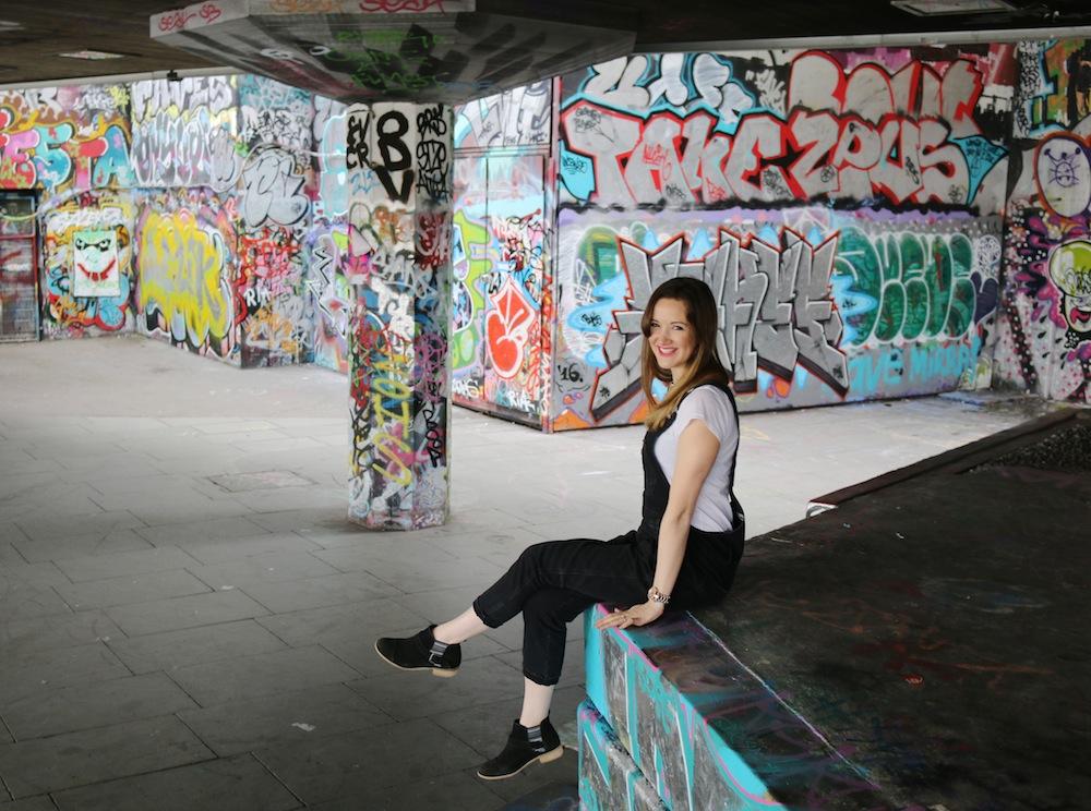 The Travel Hack | London Southbank Skatepark