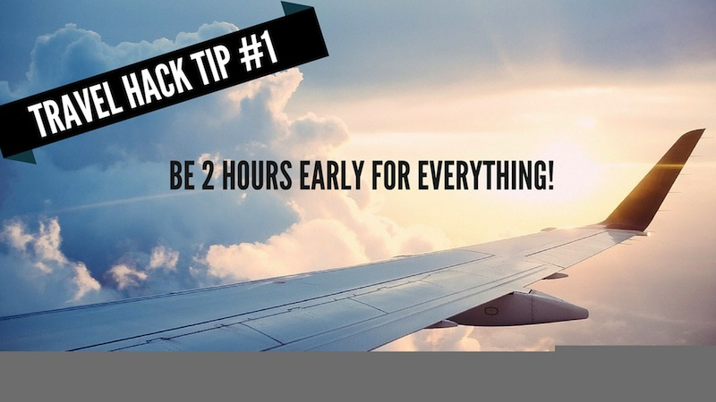 The Travel Hack's top 20 travel tips- top #1