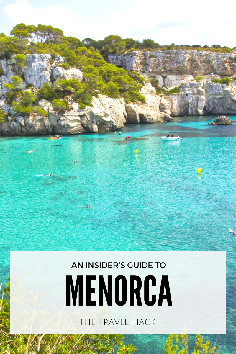 An insider's guide to Menorca