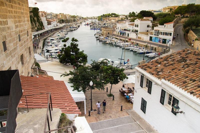 Cituitadella, Menorca