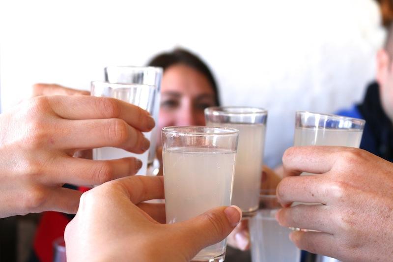 Gin in Menorca