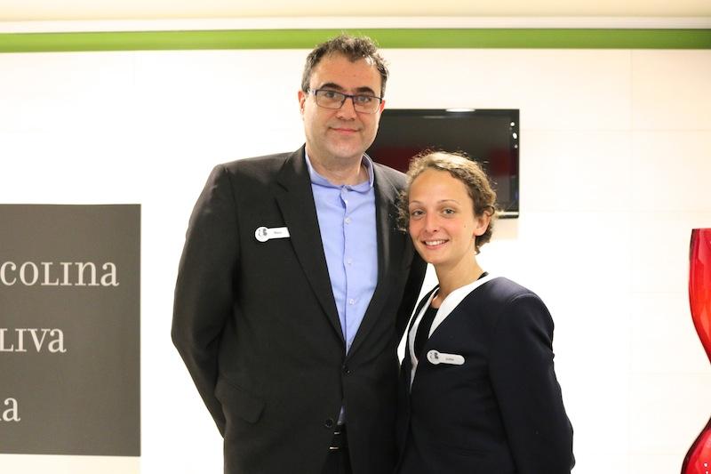 Staff at hotel Audax in Menorca