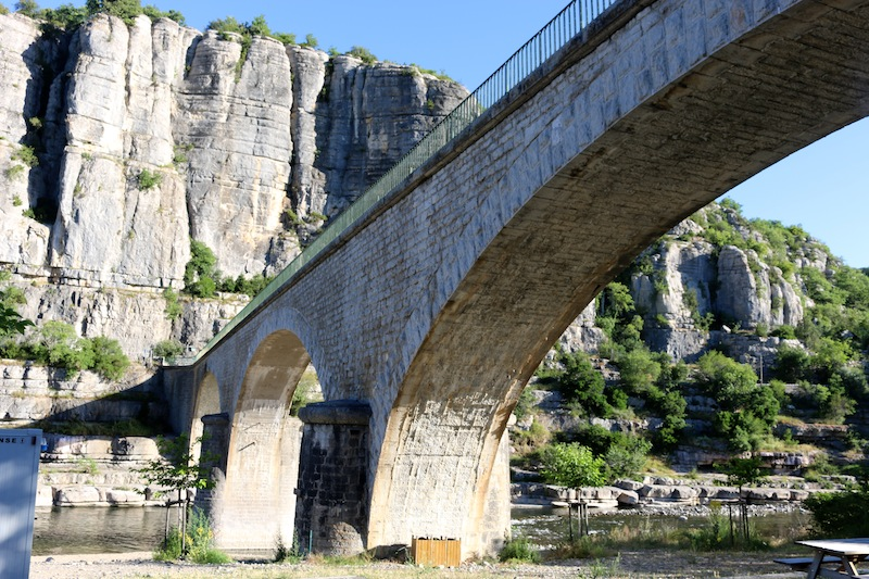 Balazuc Bridge