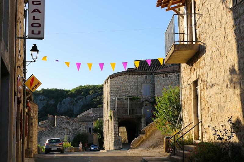Balazuc, Southern France