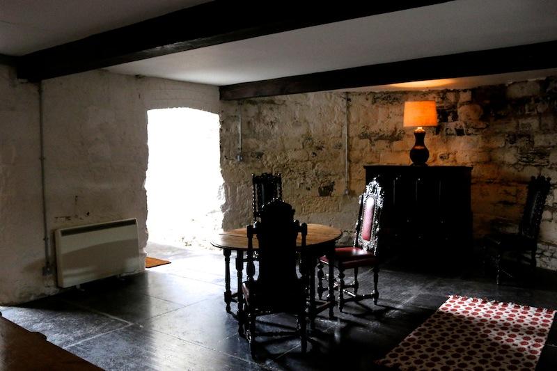 Bath Tower basement