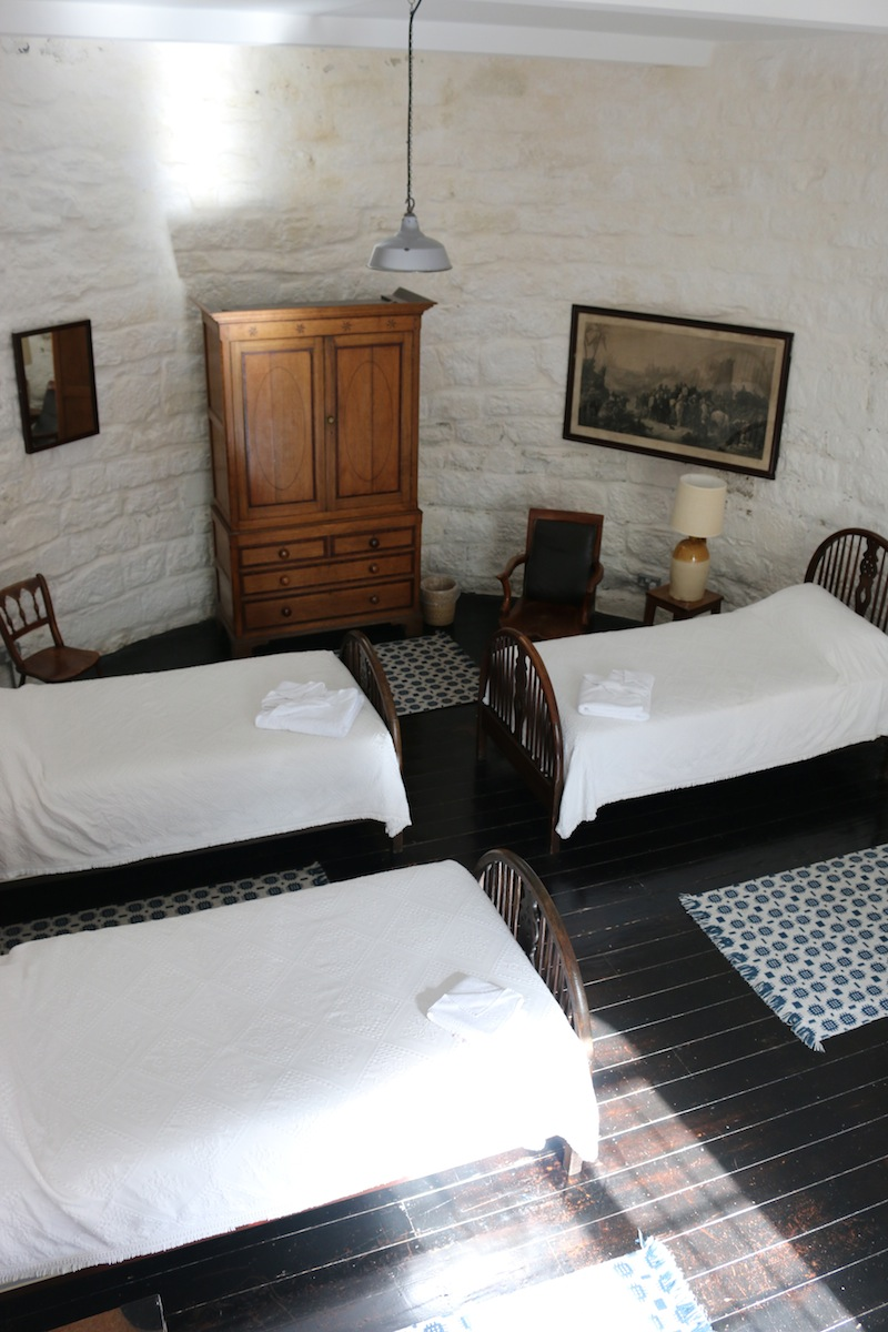 Bedroom at Bath Tower, Caernarfon