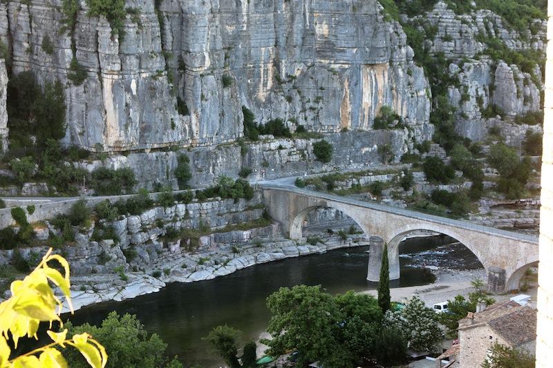 Bridge to Balazuc