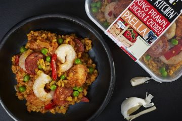 City Kitchen Paella