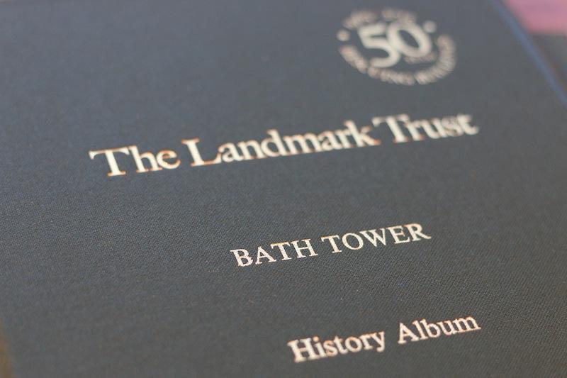 The Landmark Trust Bath Tower