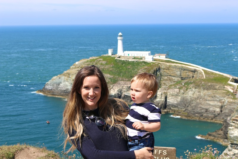 The Travel Hack with baby