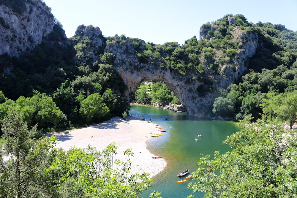 5 things to do in Ardeche, Southern France