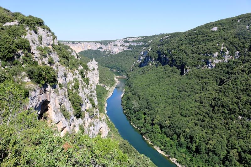 Ardeche River