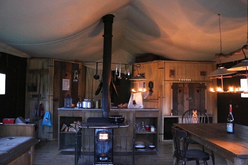 Featherdown Glamping in Lancaster Review on The Travel Hack