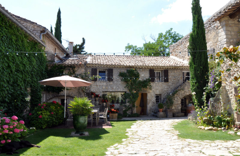 Best Food and Drink in Southern France - Winery Building