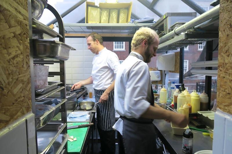 Notch London kitchen