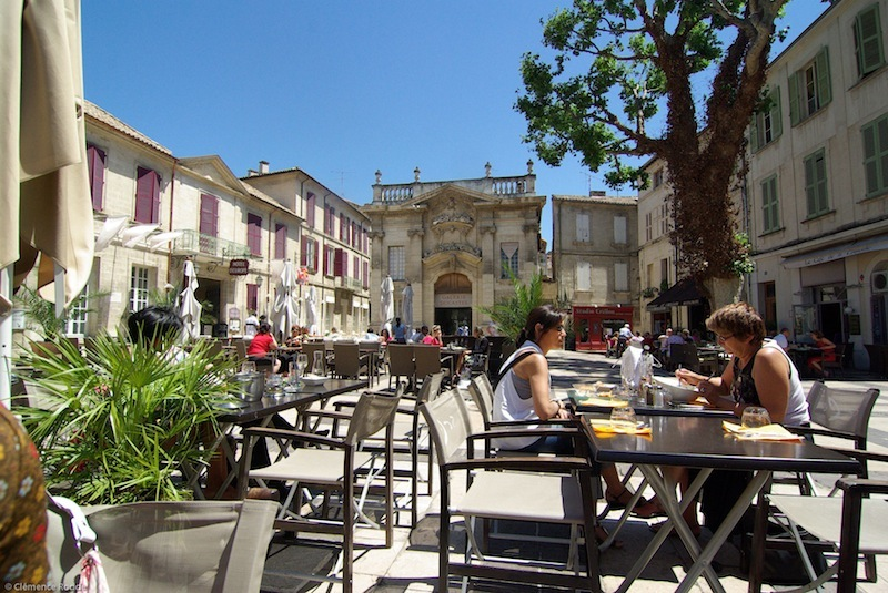 Place Crillon - 10 unmissable things to do in Avignon