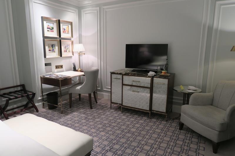 Review- Marriott Hotel Park Lane