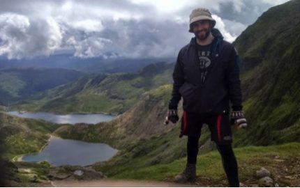 Snowdon hiking