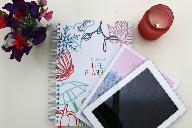 Unique Planners by Pirongs review on blog