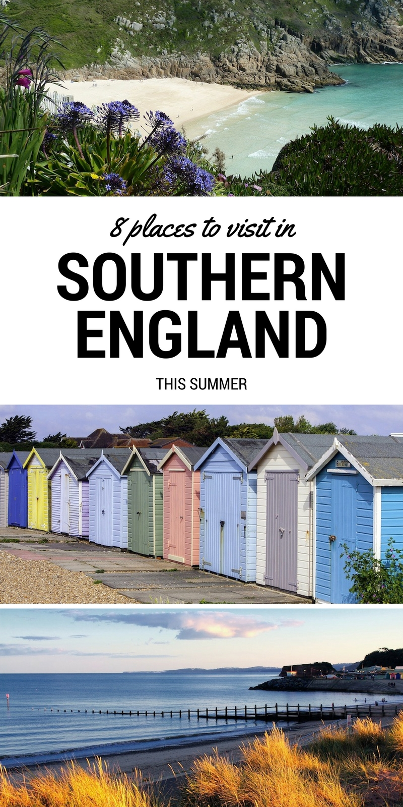 8 places to visit in Southern England
