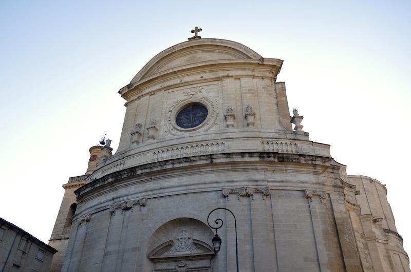 Ancient Building Uzes France