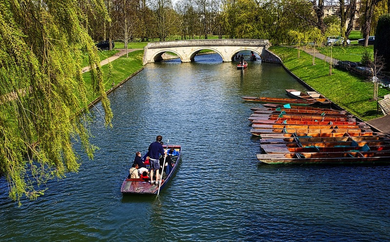 Cambridge | 8 places to visit in Southern England
