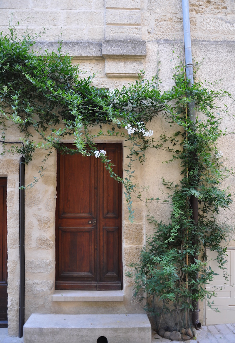 Doorway Uzes France