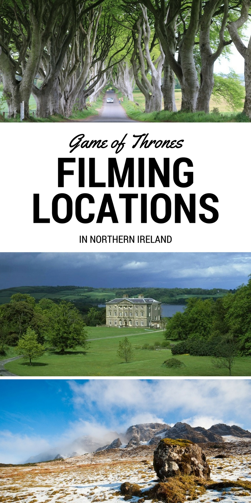 Game of Thrones film locations in Northern Ireland