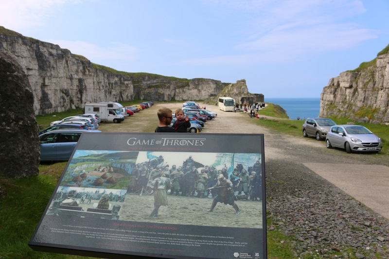 Game of Thrones film locations in Northern Ireland on The Travel Hack