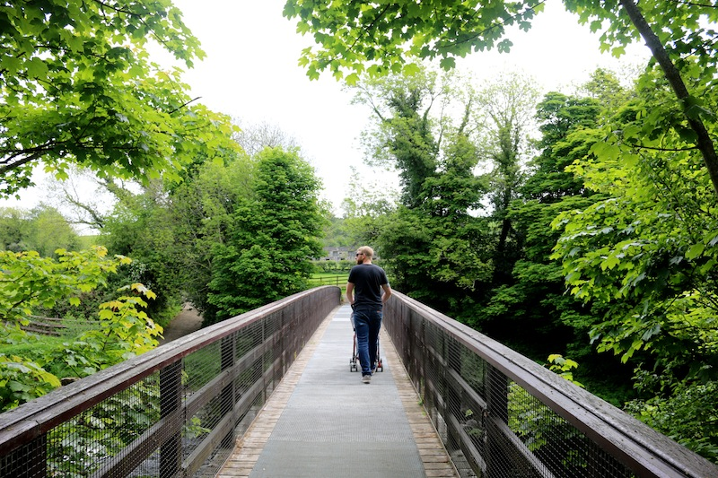 Northern Ireland, Roe Valley Country Park