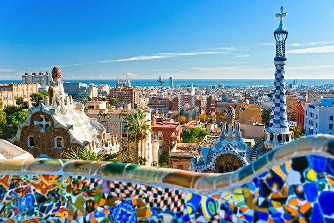 Win a city break to Barcelona