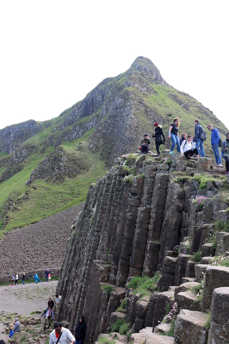 The Giant's Causeway NI