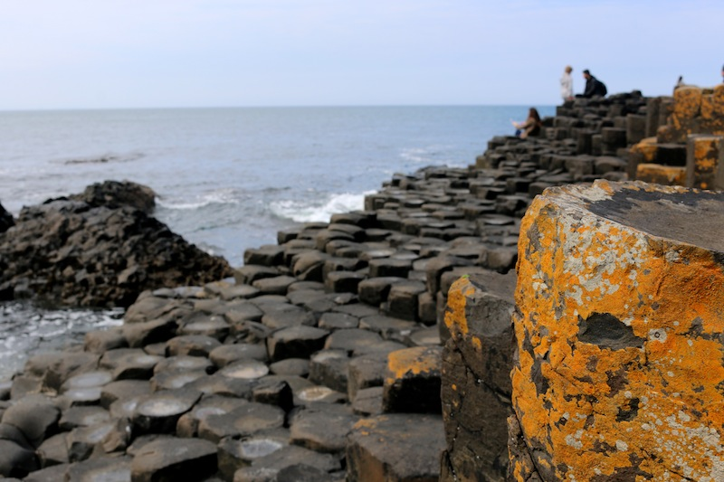 The Giant's Causeway on The Travel Hack