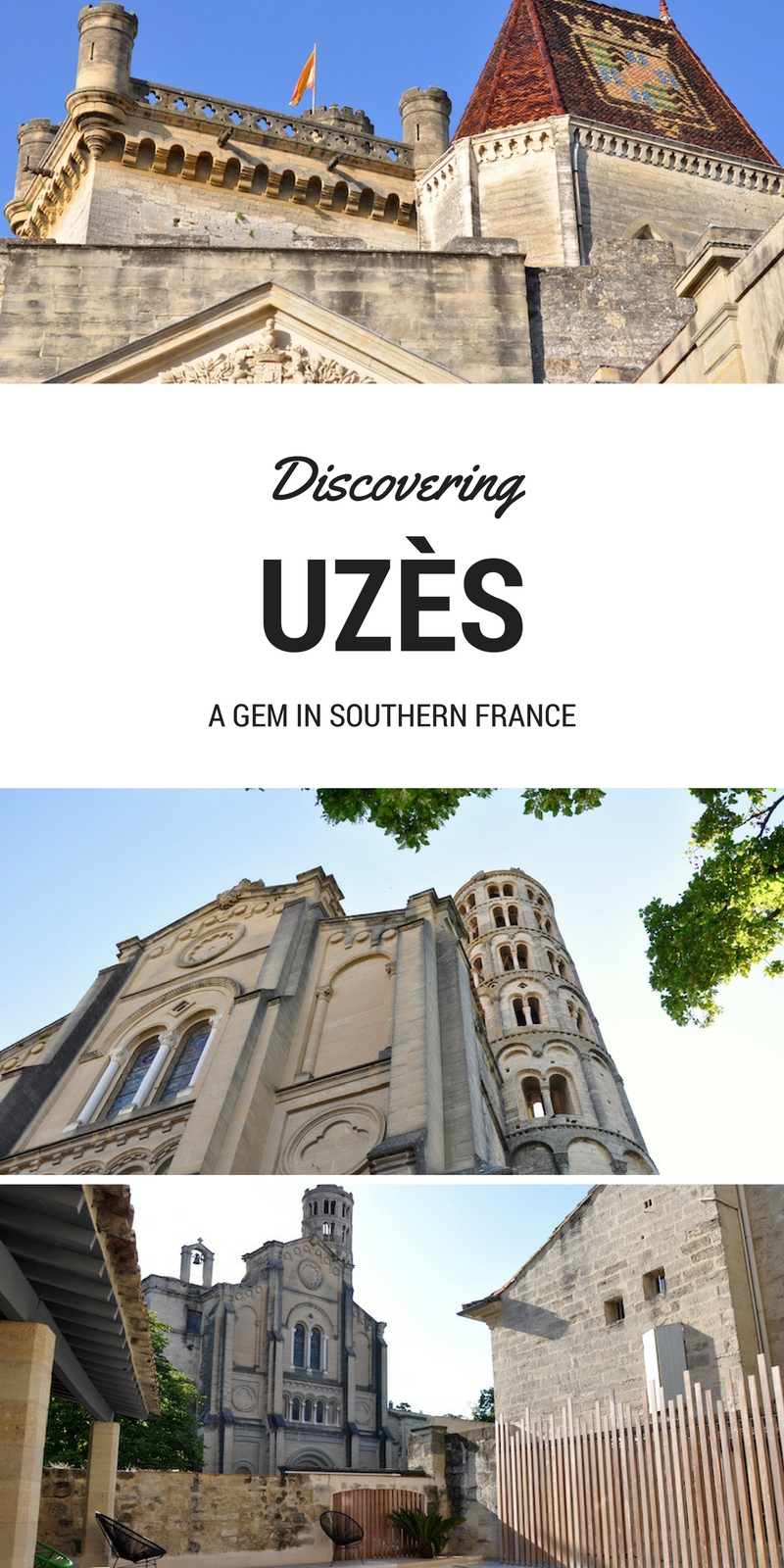 Discovering Uzès, a picture-perfect town in Southern France