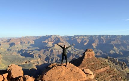 The Travel Hack in The Grand Canyon