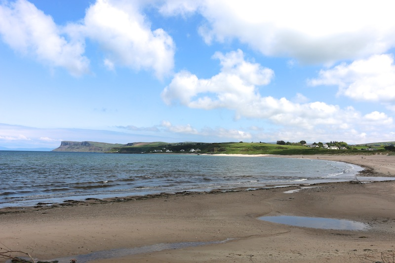 The perfect itinerary for a weekend in Northern Ireland - Ballycastle Beach