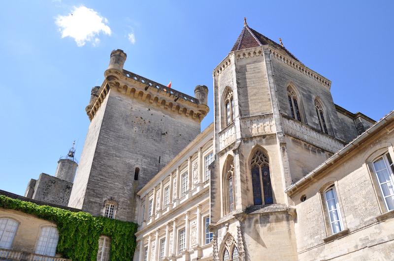 Uzes Southern France