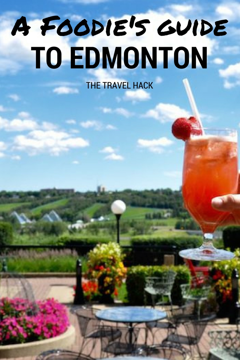 A foodie's guide to Edmonton
