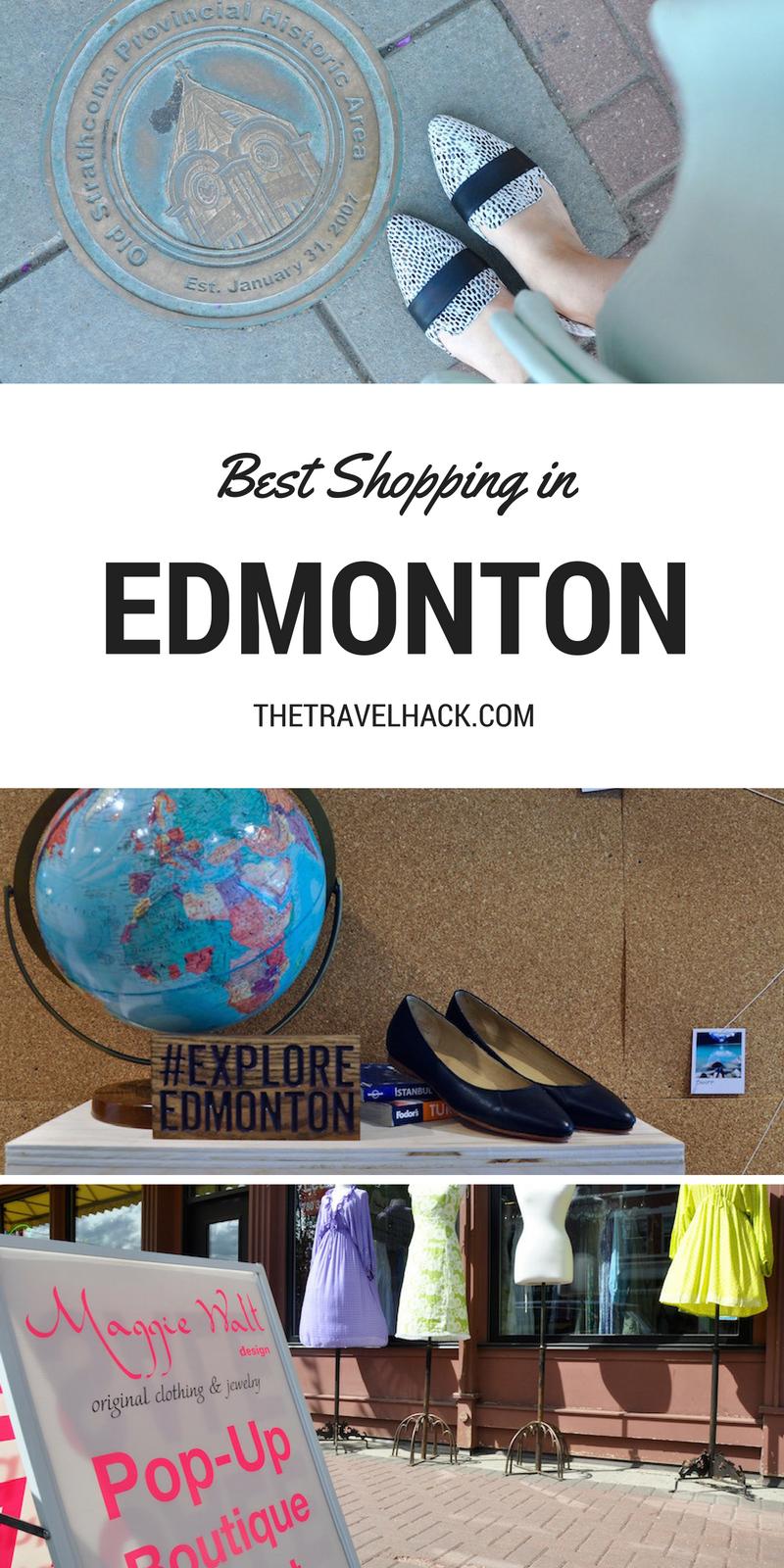 Best Shopping in Edmonton