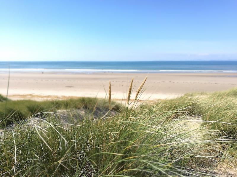 Harlech Beach, Wales