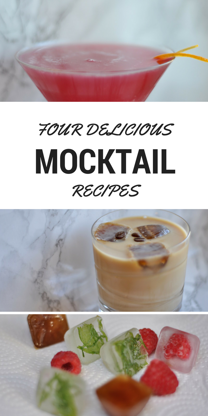 Four Money-Saving Mocktail Recipes
