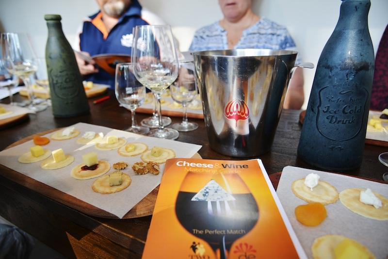 Wine tasting in Australia