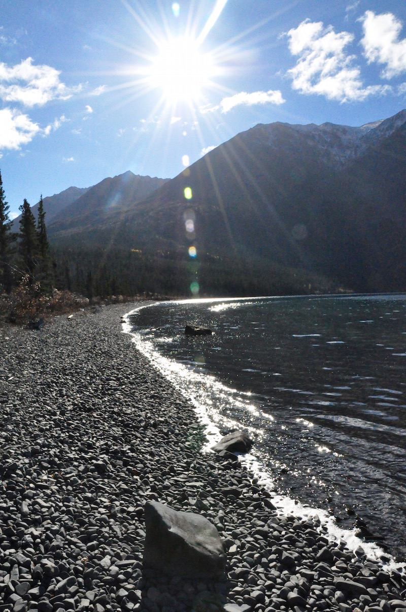 Finding Wilderness in Kluane National Park