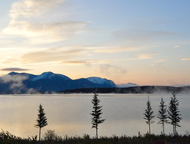 Yukon's Southern Lakes Region